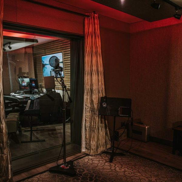 The Hive Vocal Booth